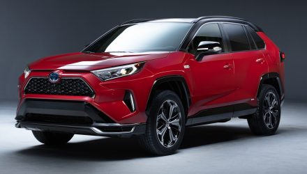 2021 Toyota RAV4 Plug-in Hybrid confirmed, debuts at LA show