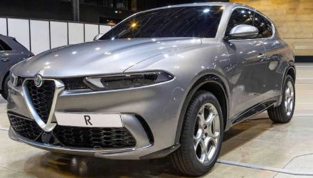 Alfa Romeo Tonale potentially revealed in production form