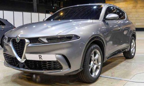 Alfa Romeo Tonale potentially revealed in production form