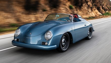 Emory Motorsports builds jaw-dropping Porsche 356 Speedster