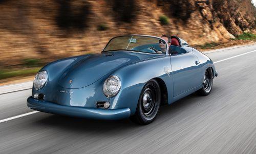 Emory Motorsports builds jaw-dropping Porsche 356 Speedster