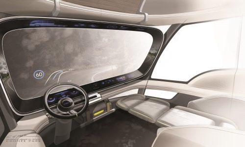 Hyundai HDC-6 Neptune concept envisions hydrogen truck of the future