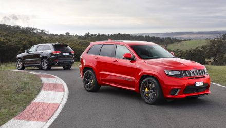 Jeep offering spectators a lift up Mt Panorama for Bathurst 1000