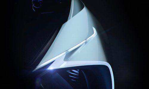 Lexus previews electric concept bound for Tokyo show