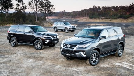 2020 Toyota Fortuner now on sale in Australia
