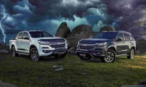 2019 Holden Colorado Storm & Trailblazer Storm now on sale in Australia