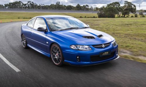Holden reveals one-off 'Project Monaro', and you can win it