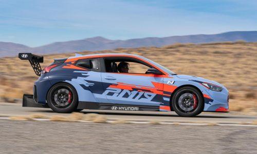 Hyundai RM19 Racing Midship concept revealed at LA show