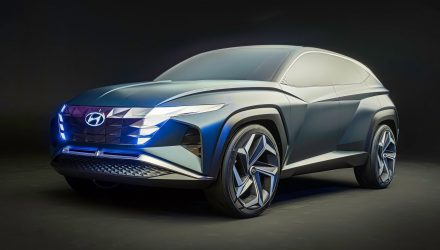 Hyundai Vision T concept revealed, previews 2021 Tucson