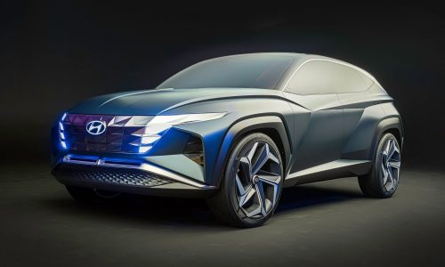 Hyundai Vision T concept revealed, previews 2021 Tucson