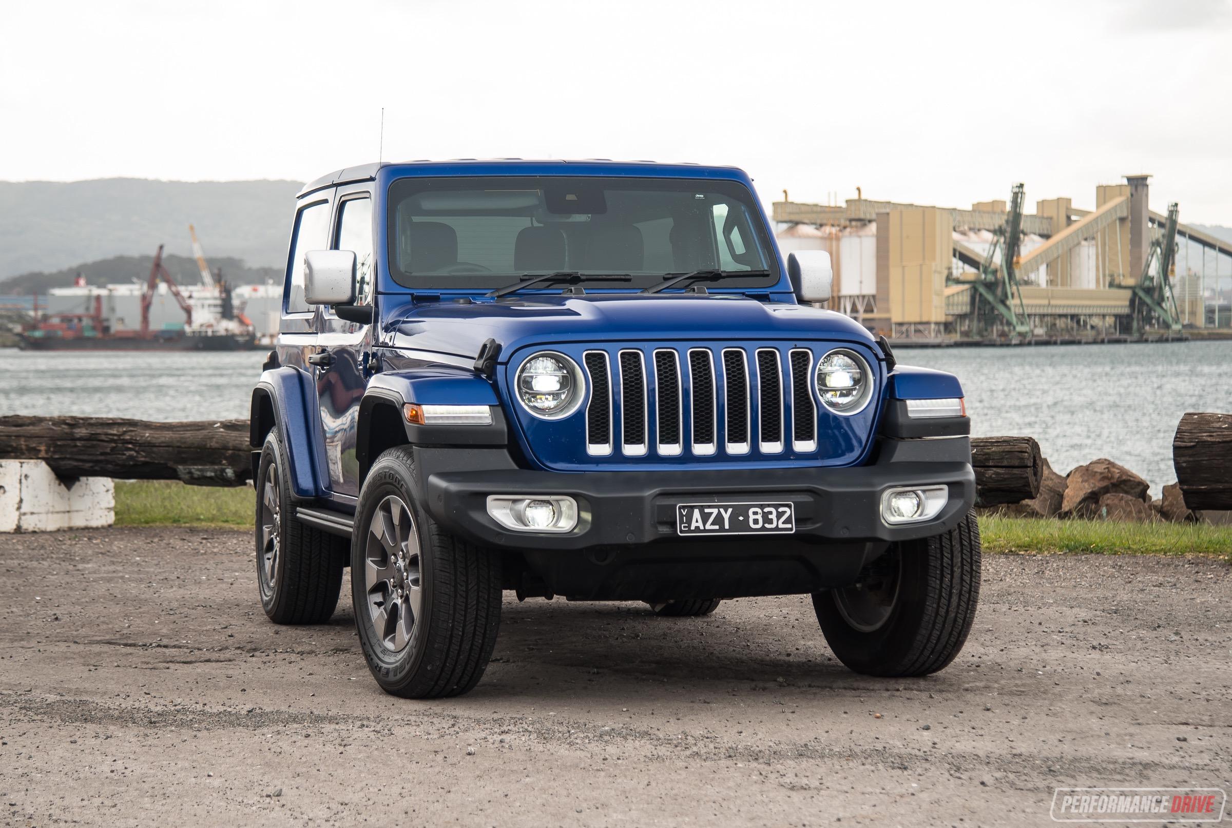 2019 Jeep Wrangler Overland V6 review (video ...