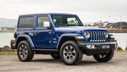 2019 Jeep Wrangler Overland V6 review (video)