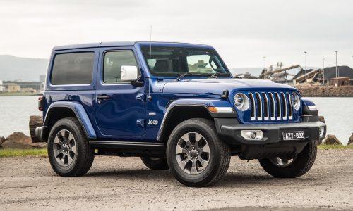2019 Jeep Wrangler Overland V6 review (video)
