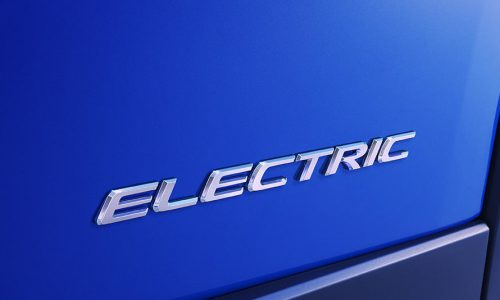 Lexus previews its first-ever electric vehicle, based on UX?
