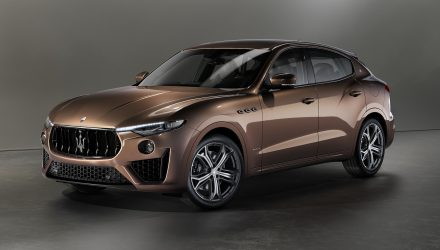 Maserati Levante Zegna edition now on sale in Australia