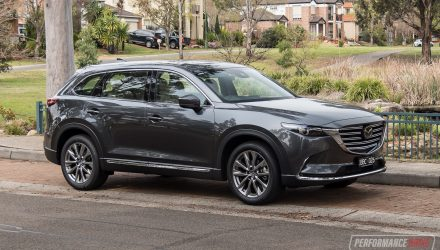 2019 Mazda CX-9 Azami review