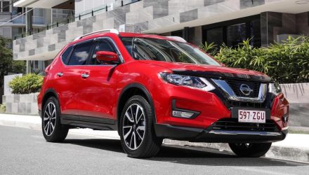 2019 Nissan X-Trail N-TREK edition announced for Australia