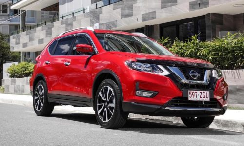 2019 Nissan X-Trail N-TREK edition announced for Australia