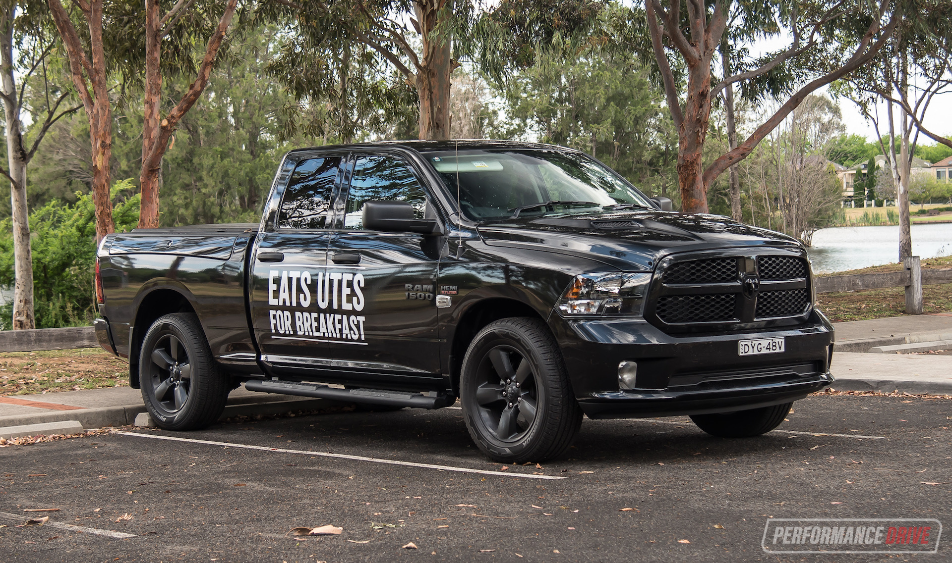 2019 Ram 1500 Express V8 Review Video Performancedrive