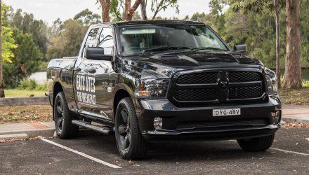 2019 RAM 1500 Express V8 review (video)