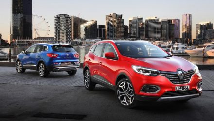 Renault Kadjar arrives in Australia, priced from $29,990
