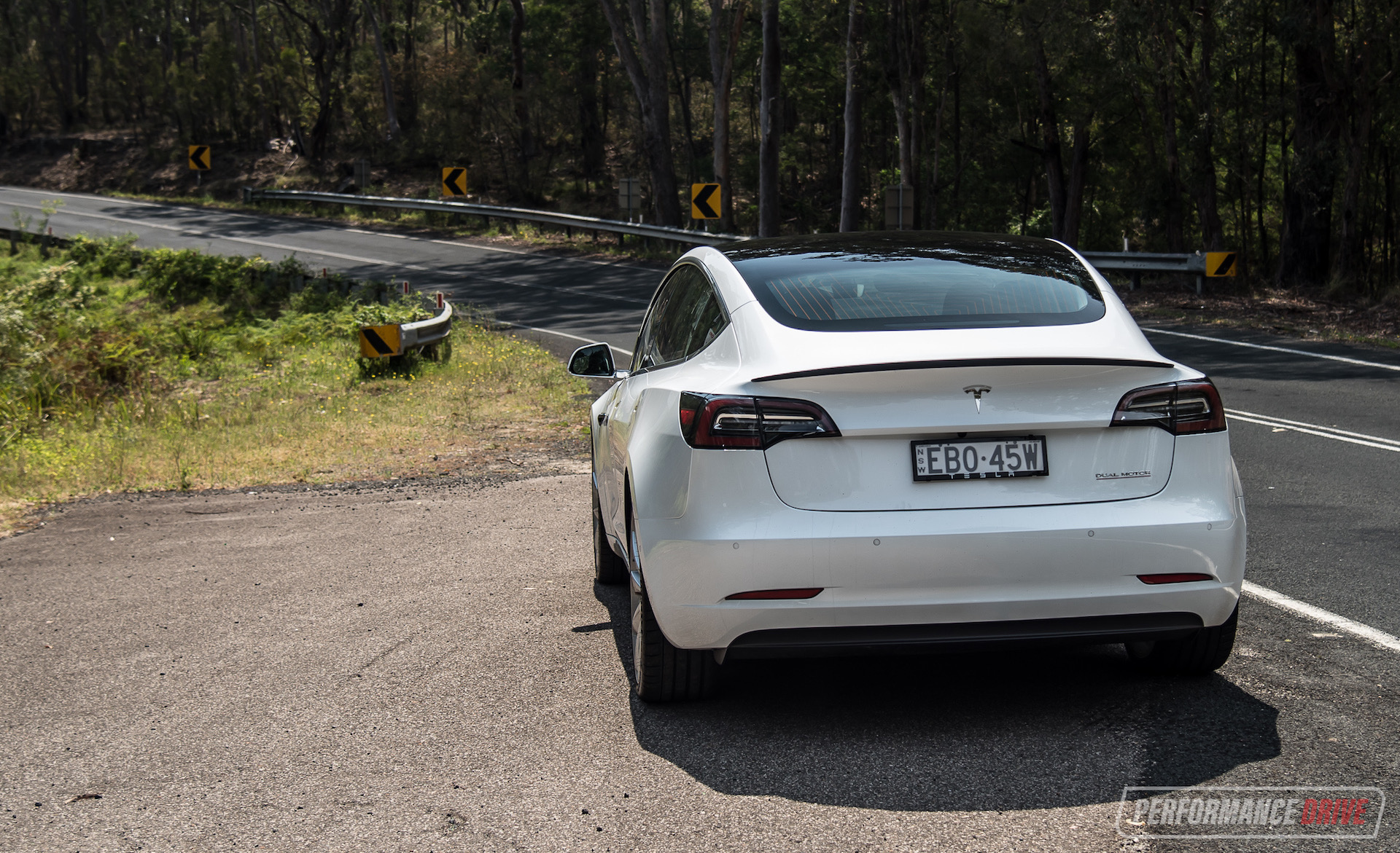 2019 Tesla Model 3 Performance review (video ...