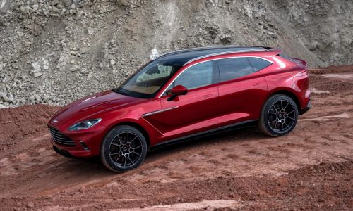 Aston Martin DBX officially revealed as new super SUV