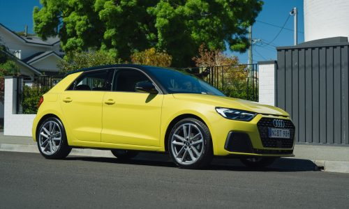 2020 Audi A1 now on sale in Australia, topped by 40 TFSI