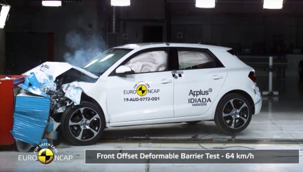 2020 Audi A1 scores 5-star ANCAP safety rating