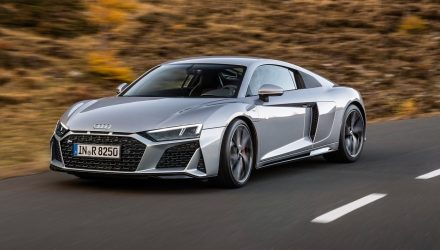 2020 Audi R8 V10 RWD revealed, becomes permanent model