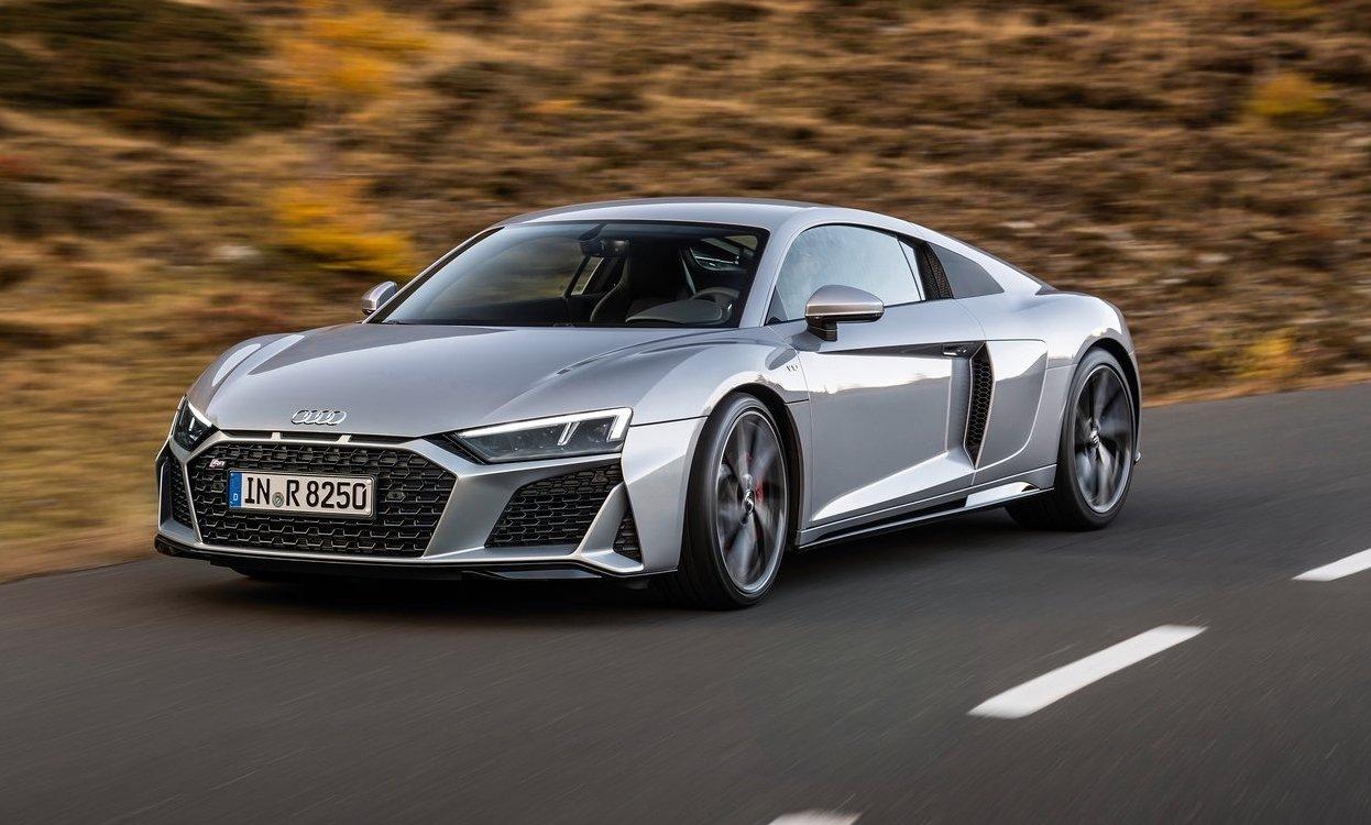 2020 Audi R8 V10 RWD revealed, becomes permanent model ...