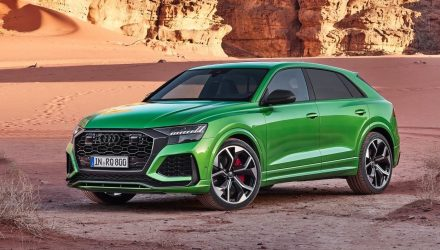 Audi RS Q8 revealed, confirmed for Australia Q3 2020