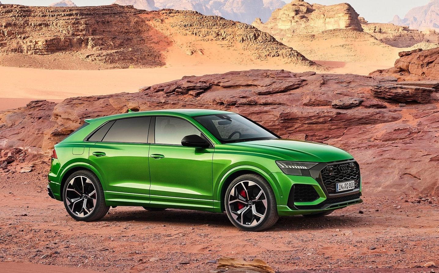 Audi RS Q8 revealed, confirmed for Australia Q3 2020 - PerformanceDrive