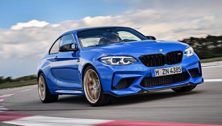 2020 BMW M2 CS unveiled, confirmed for Australia