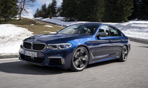 2020 BMW M550i xDrive confirmed for Australia, new M Performance variant