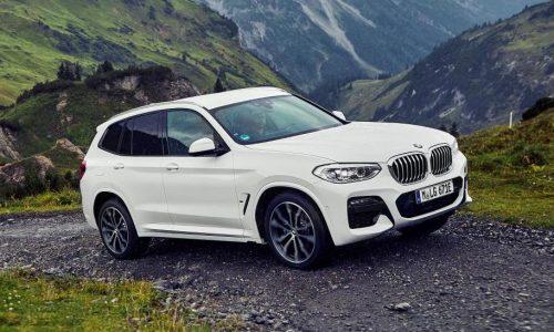 BMW X3 xDrive30e PHEV on sale in Australia Q2, 2020