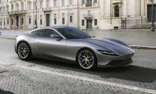 Ferrari Roma revealed: new front-engine V8 RWD coupe
