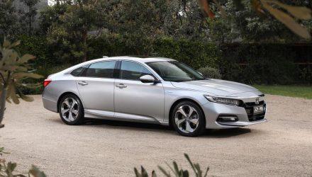 2020 Honda Accord priced from $47,990, in Australia in December