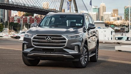 2020 LDV D90 update announced for Australia