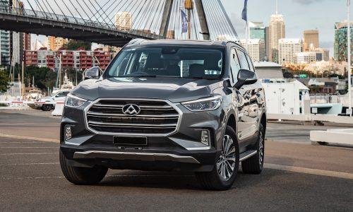 2020 LDV D90 update announced for Australia