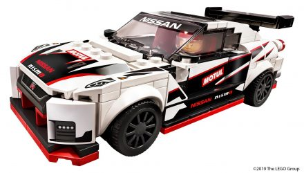 Lego Speed Champions series adds 2020 Nissan GT-R Nismo