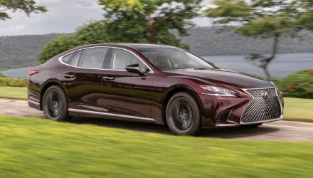 2020 Lexus LS Inspiration Series announced