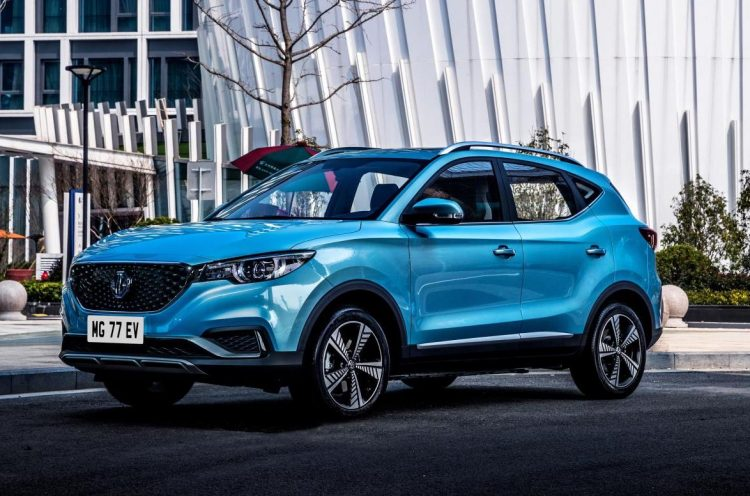 mg zs ev electric suv on sale in australia from  46 990
