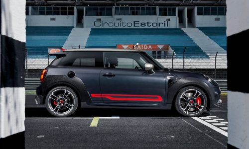 2020 MINI John Cooper Works GP revealed; quickest, most powerful ever