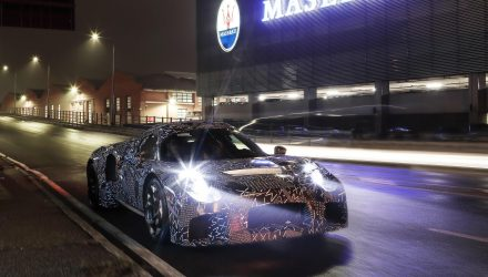 Maserati begins development on next-gen powertrain