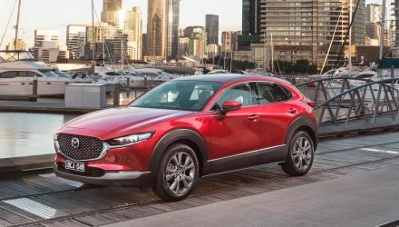 2020 Mazda CX-30 Australian details, prices confirmed