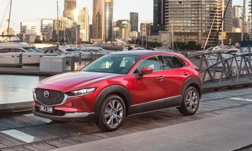 2020 Mazda CX-30 Australian details, prices confirmed