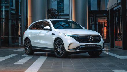 Mercedes-Benz EQC 400 on sale in Australia from $137,900