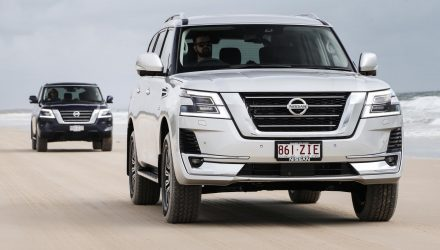 2020 Nissan Patrol now on sale in Australia from $75,990