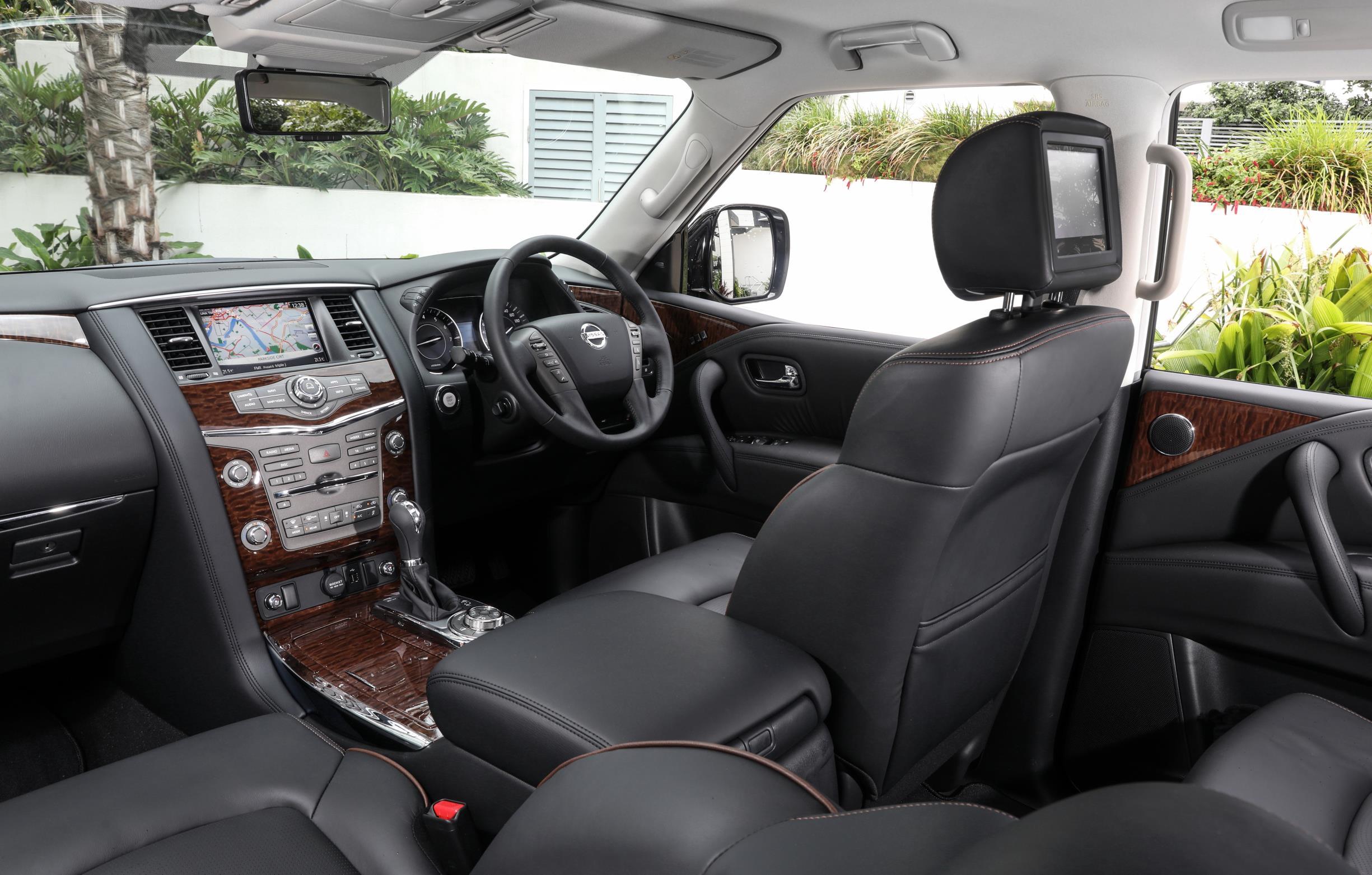 2020 Nissan Patrol Now On Sale In Australia From 75 990 Performancedrive